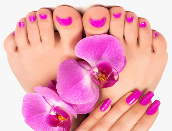 "Pedicure services by ""Your Prettiness"""